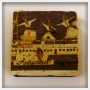 11074003 - Dokulu Taş (Minyatür Serisi)