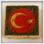 19005003 - Dokulu Taş (Bayrak Serisi)