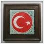 19005072 - Seramik (Bayrak Serisi)
